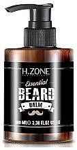 Düfte, Parfümerie und Kosmetik Bartbalsam - H.Zone Essential Beard Balm