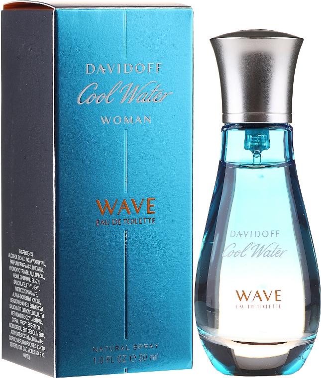 Davidoff Cool Water Wave Woman 2018 - Eau de Toilette