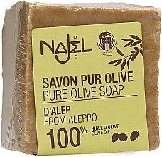 Düfte, Parfümerie und Kosmetik Aleppo-Seife 100% Olivenöl - Najel Bio Aleppo