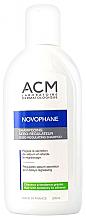 Düfte, Parfümerie und Kosmetik Seboregulierendes Shampoo für fettiges Haar - ACM Laboratoire Novophane Sebo-Regulating Shampoo