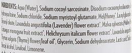 Duschgel - Biofficina Toscana Aromatic Bath and Shower Gel — Bild N2