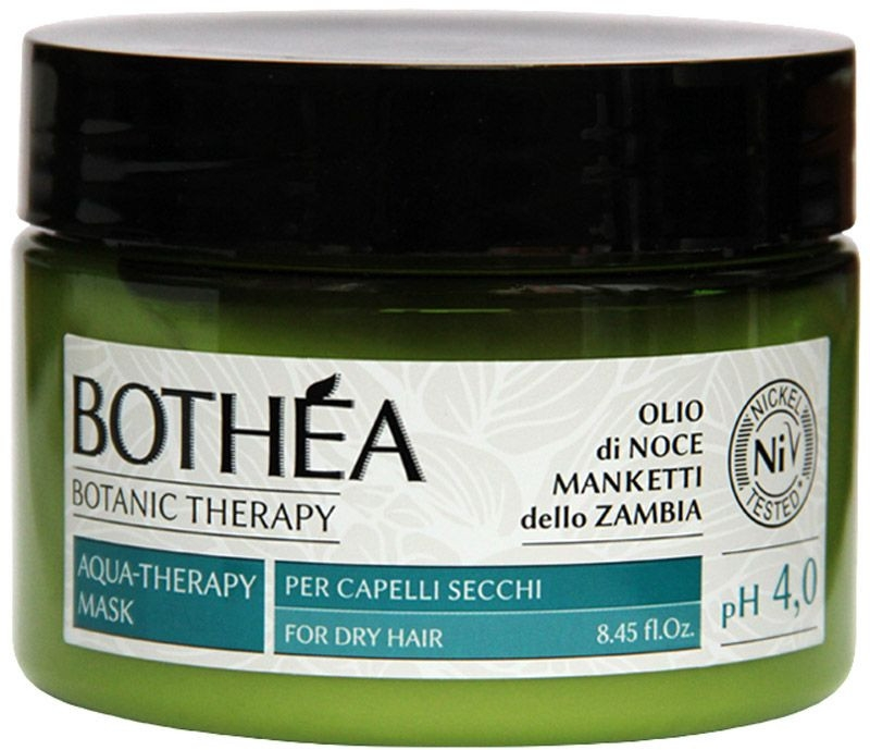 Haarmaske für trockenes Haar - Bothea Botanic Therapy Aqua-Therapy Mask pH 4.0 — Bild N1