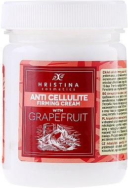 Anti-Cellulite Creme mit Grapefruit - Hristina Cosmetics Anti Cellulite Firming Cream — Bild N1