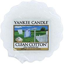 Düfte, Parfümerie und Kosmetik Tart-Duftwachs Clean Cotton - Yankee Candle Clean Cotton Tarts Wax Melts