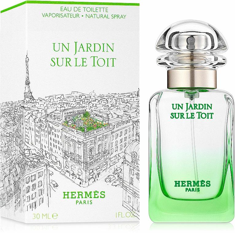 Hermes Un Jardin sur le Toit - Eau de Toilette — Bild N2