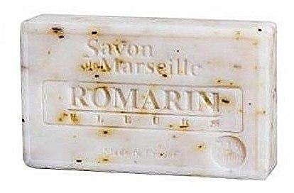 Naturseife mit Rosmarinblättern - Le Chatelard 1802 Rosemary Leaves Soap — Bild N1