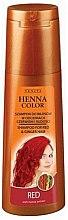 Düfte, Parfümerie und Kosmetik Shampoo - Venita Henna Color Red Shampoo