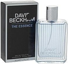 Düfte, Parfümerie und Kosmetik David Beckham The Essence - Eau de Toilette