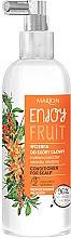 Düfte, Parfümerie und Kosmetik Stärkender Conditioner für die Kopfhaut mit Sanddorn und Biotin - Marion Enjoy Fruit Conditioner For Scalp