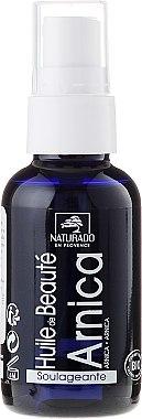 Gesichtsöl mit Arnikablüten - Naturado Arnica Oil — Bild N1