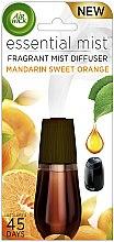 Düfte, Parfümerie und Kosmetik Nachfüller für Aroma-Diffusor Mandarine und Süße Orange - Air Wick Essential Mist Mandarin & Sweet Orange