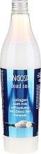 Düfte, Parfümerie und Kosmetik Kollagen-Bademilch mit Spirulina und Mineralien aus dem Toten Meer - BingoSpa Dead Sea Collagen Milk Bath