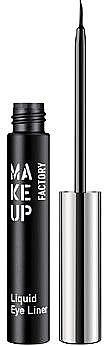 Flüssiger Eyeliner - Make Up Factory Liquid Eye Liner — Bild N1