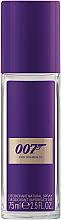 Düfte, Parfümerie und Kosmetik James Bond 007 For Women III - Parfümiertes Körperspray