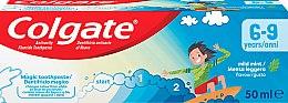 Düfte, Parfümerie und Kosmetik Kinderzahnpasta 6-9 Jahre - Colgate Junior 6-9 Toothpaste
