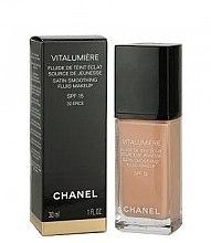 Düfte, Parfümerie und Kosmetik Mildes flüssiges Make-up mit LSF 15 - Chanel Vitalumiere Fluide SPF15