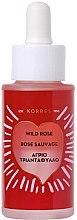 Düfte, Parfümerie und Kosmetik Gesichtsbooster Wilde Rose - Korres Wild Rose Advanced Brightening Bi-Phase Booster