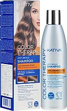 Düfte, Parfümerie und Kosmetik Shampoo für gefärbtes Haar mit Anti-Orange-Effekt - Kativa Color Therapy Anti-Orange Effect Shampoo
