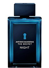 Antonio Banderas The Secret Night - Eau de Toilette — Bild N2