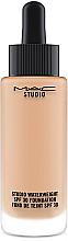 Düfte, Parfümerie und Kosmetik Foundation - M.A.C Studio Waterweight Foundation SPF30
