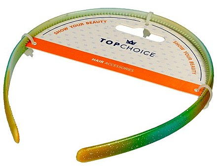 Haarreif 27901 gelb-grün - Top Choice — Bild N1