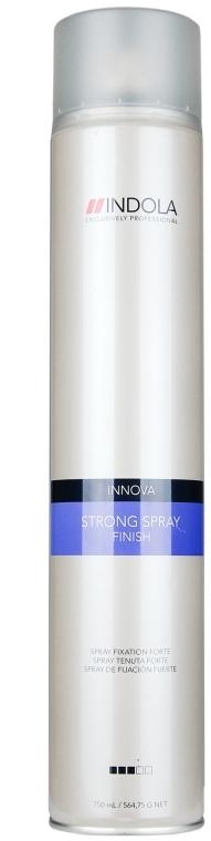Haarspray Starker Halt - Indola Innova Finish Strong Spray — Bild N1