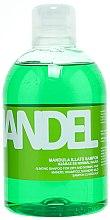 Düfte, Parfümerie und Kosmetik MAndel Shampoo für trockenes und normales Haar - Kallos Cosmetics Mandel Shampoo