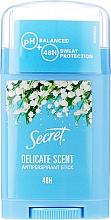 Düfte, Parfümerie und Kosmetik Deostick Antitranspirant - Secret Antiperspirant Stick