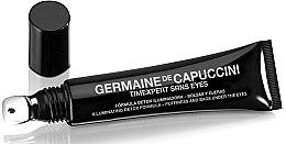 Düfte, Parfümerie und Kosmetik Creme-Gel für die Augenpartie gegen dunke Ringe - Germaine de Capuccini Timexpert SRNS Eyes Illuminating Detox Formula