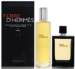Düfte, Parfümerie und Kosmetik Hermes Terre d'Hermes - Set(edp/30ml + edp/125ml)