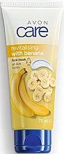 Düfte, Parfümerie und Kosmetik Revitalisierende Gesichtsmaske mit Banane - Avon Care