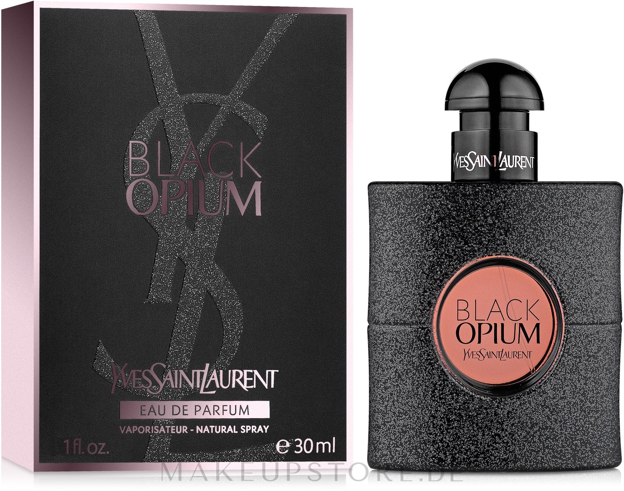 MAKEUP | Eau de Parfum Yves Saint Laurent Black Opium