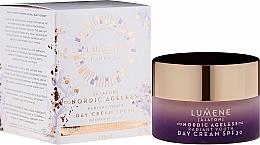 Düfte, Parfümerie und Kosmetik Pflegende Tagescreme SPF 30 - Lumene Nordic Ageless [Ajaton] Radiant Youth Day Cream SPF30
