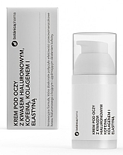 Düfte, Parfümerie und Kosmetik Augenkonturcreme mit Hyaluronsäure, Koffein, Kollagen und Elastin - Botanicapharma Eye Cream