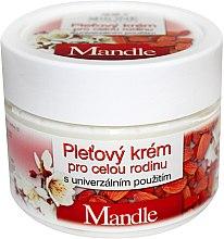 Düfte, Parfümerie und Kosmetik Universalcreme für die ganze Familie mit süßem Mandelöl - Bione Cosmetics Mandle Cream