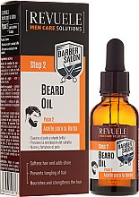 Düfte, Parfümerie und Kosmetik Bartöl - Revuele Men Care Barber Salon Beard Oil