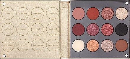 Lidschatten-Palette - Popup Cosmetics Palette — Bild N2