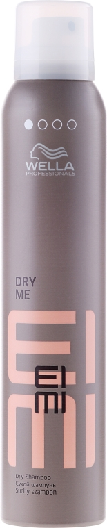 Trockenshampoo für alle Haartypen - Wella Professionals EIMI Dry Me Shampoo — Bild N3