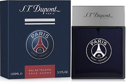 S.T. Dupont Paris Saint-Germain - Eau de Toilette — Bild N1
