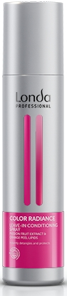 Schützendes Conditioner-Spray für coloriertes Haar ohne Ausspülen - Londa Professional Color Radiance — Bild N1