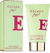 Düfte, Parfümerie und Kosmetik Escada Joyful - Körperlotion