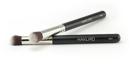 Concealer Pinsel H63 - Hakuro — Bild N1