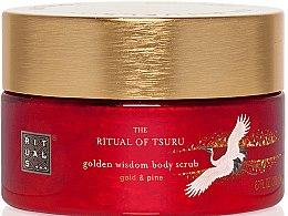 Düfte, Parfümerie und Kosmetik Körperpeeling mit Gold und Kiefer - Rituals The Ritual of Tsuru Body Scrub