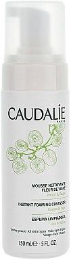 Reinigungsschaum & Make-up Entferner mit Weintrauben und Salbei - Caudalie Cleansing & Toning Instant Foaming Cleanser — Bild N1