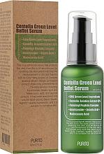 Düfte, Parfümerie und Kosmetik Feuchtigkeitsspendendes und beruhigendes Gesichtsserum mit 49% Centella-Extrakt - Purito Centella Green Level Buffet Serum