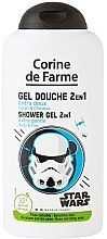 Düfte, Parfümerie und Kosmetik 2in1 Shampoo-Duschgel - Corine de Farme Star Wars Force