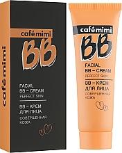 Düfte, Parfümerie und Kosmetik BB-Creme für perfekten Hautton - Cafe Mimi Facial BB-Cream