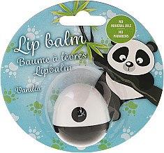 Düfte, Parfümerie und Kosmetik Lippenbalsam - Cosmetic 2K Animal Lip Balm Panda Vanilla