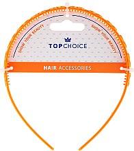 Düfte, Parfümerie und Kosmetik Haarreif 27918 orange - Top Choice