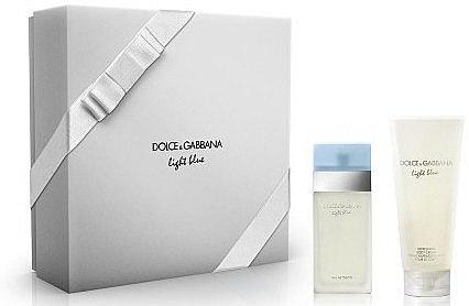 Dolce & Gabbana Light Blue - Duftset (Eau de Toilette 50ml + Körperlotion 100ml) — Bild N1